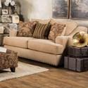 Furniture of America Arklow Love Seat - Item Number: SM1241-LV