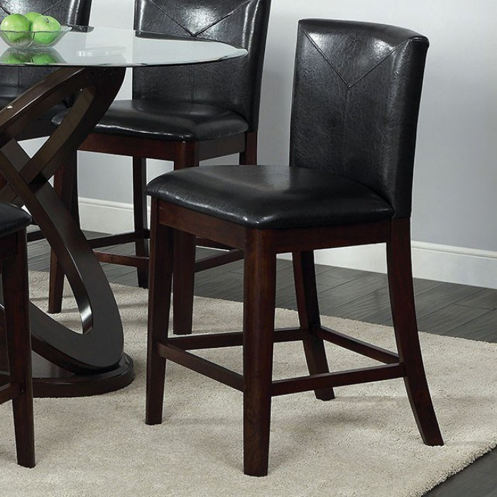 Counter Height Chair, 2 Pack