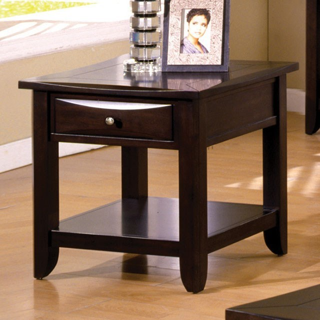Baldwin End Table at Household Furniture