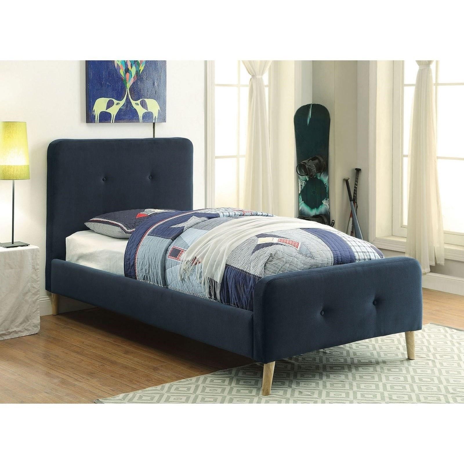 Barney Twin Bed at Household Furniture