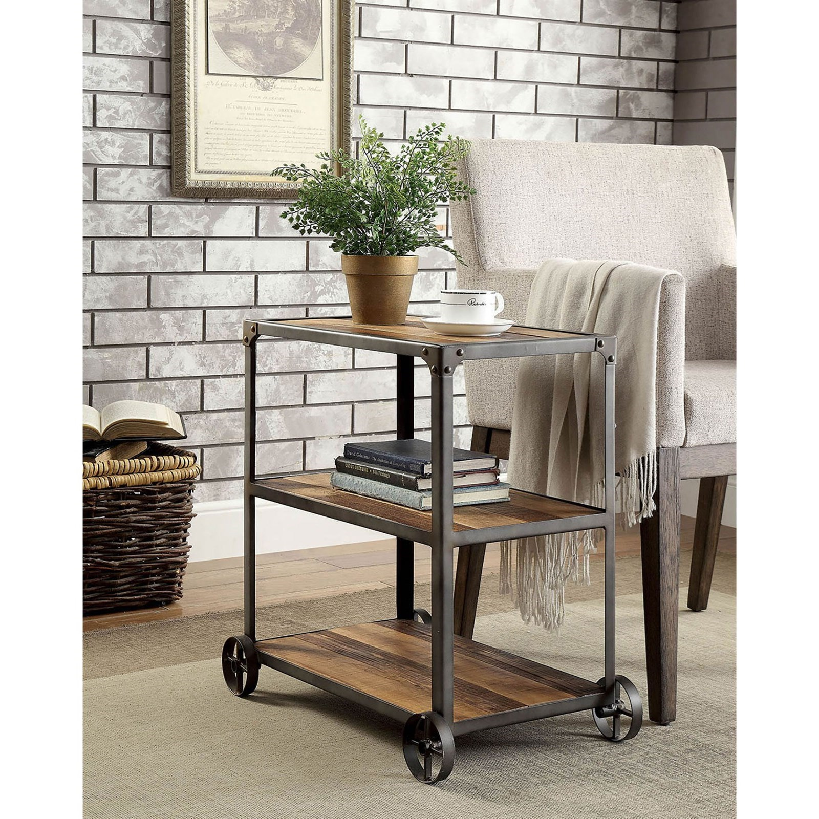 Beauchamp Side Table at Household Furniture