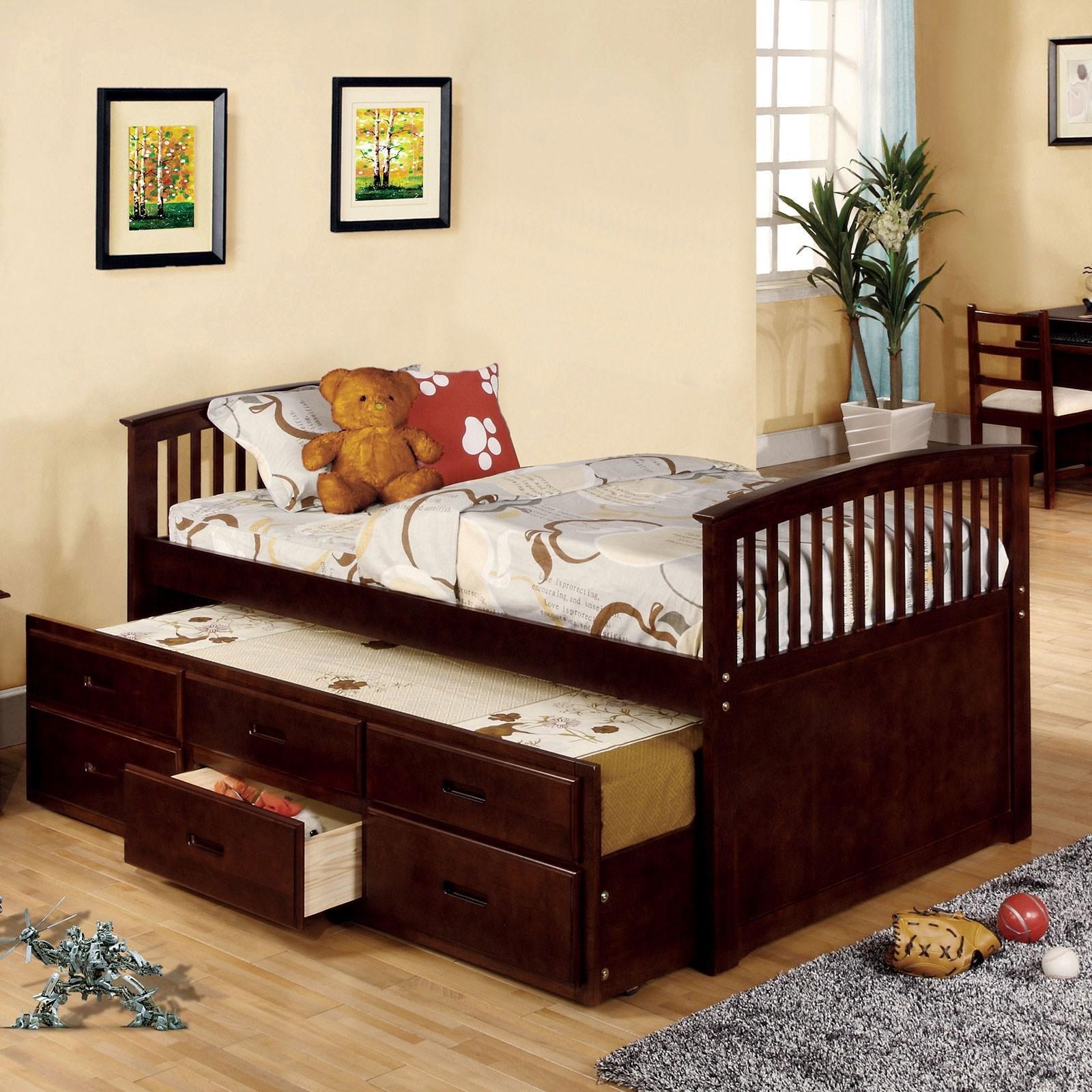 Captain Full Bed