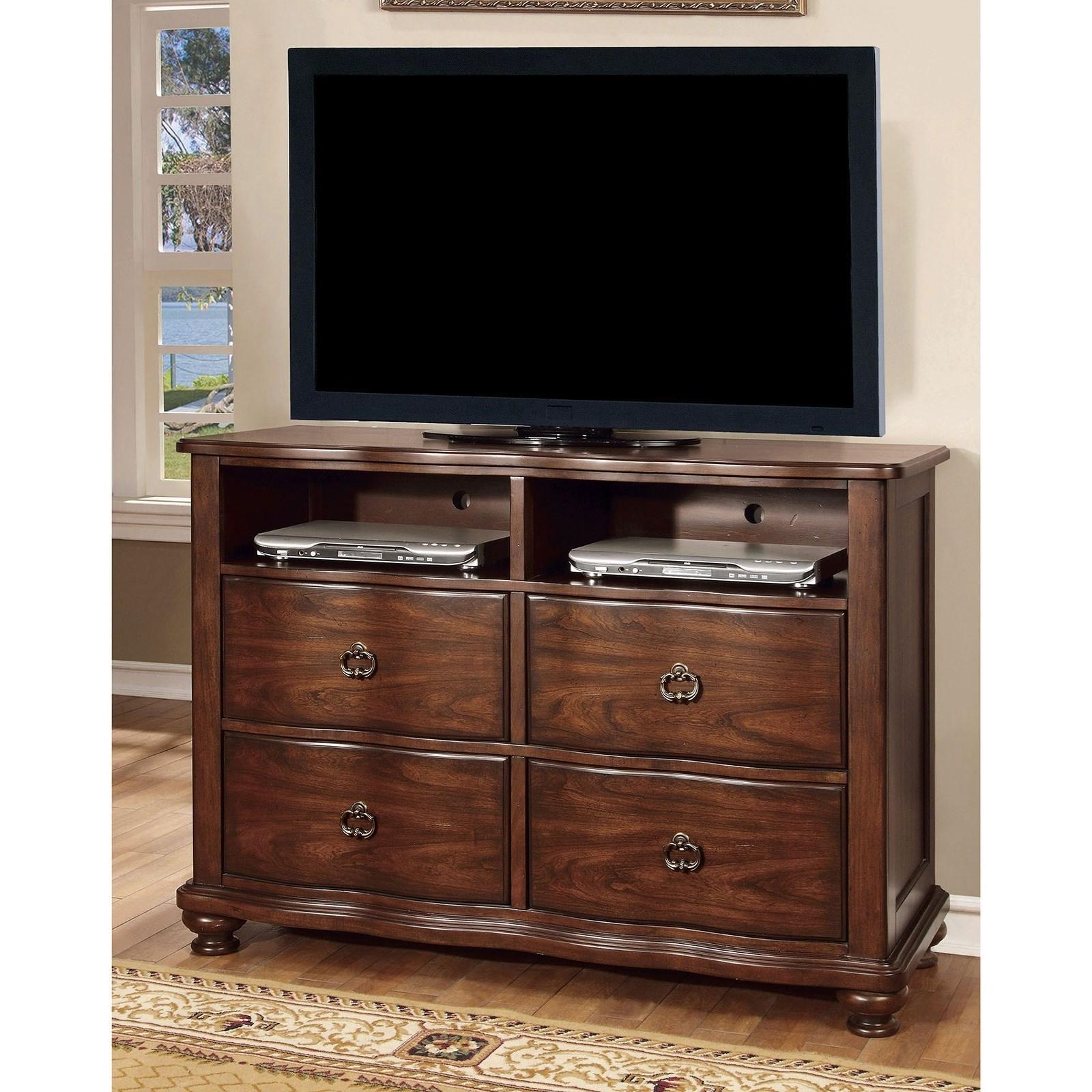 Bellavista Media Chest at Household Furniture