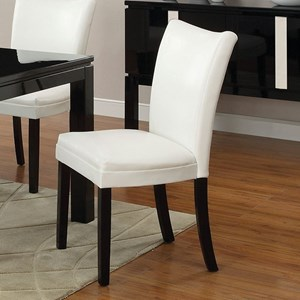 Furniture of America Belliz Side Chair (2/CTN)