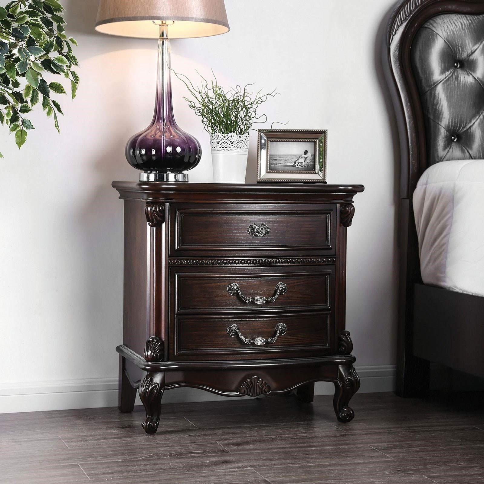 Bethesda Nightstand  at Household Furniture