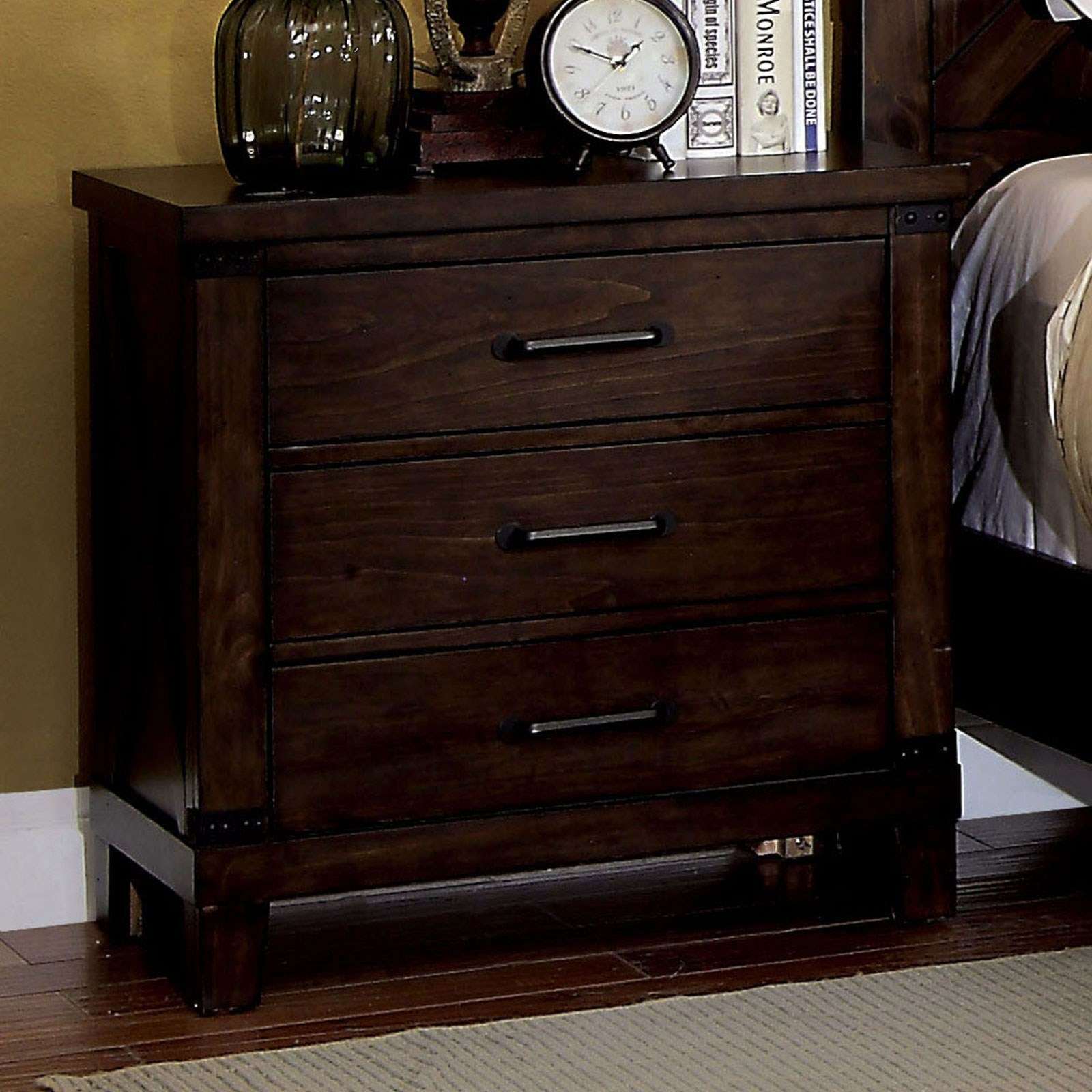 Bianca Night Stand at Household Furniture