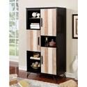 Furniture of America Binche Pier Cabinet - Item Number: CM5592EX-PC-L