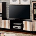 "Furniture of America Binche 72"" TV Stand - Item Number: CM5592EX-TV-72"