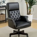 Furniture of America Bovill Office Chair - Item Number: CM-FC644BK
