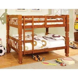 Twin/Twin Bunk Bed *Bunkie Board Required