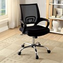 Furniture of America Ciel Office Chair - Item Number: CM-FC627
