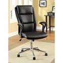 Furniture of America Clairton Office Chair - Item Number: CM-FC609