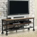 Furniture of America Ventura II TV Console - Item Number: CM5278-TV-54