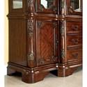 Furniture of America Cromwell Hutch Buffet - Item Number: CM3103HB