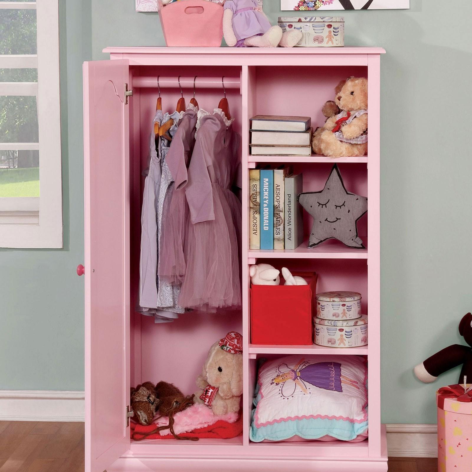 Furniture Of America Dani Closet Storage