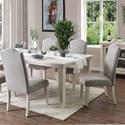 Furniture of America Daniella Dining Table - Item Number: CM3630T