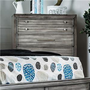 Furniture of America Daphne Chest