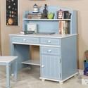 Furniture of America Deana Desk and Hutch - Item Number: CM7851DK+HC