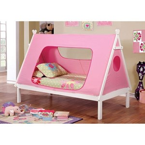 Twin Tent Bed