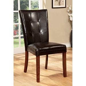 Furniture of America Elmore Side Chair (2/CTN)