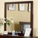 Furniture of America Enrico Mirror - Item Number: CM7068M
