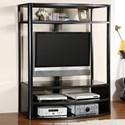 Furniture of America Faron I TV Console - Item Number: CM5134-TV