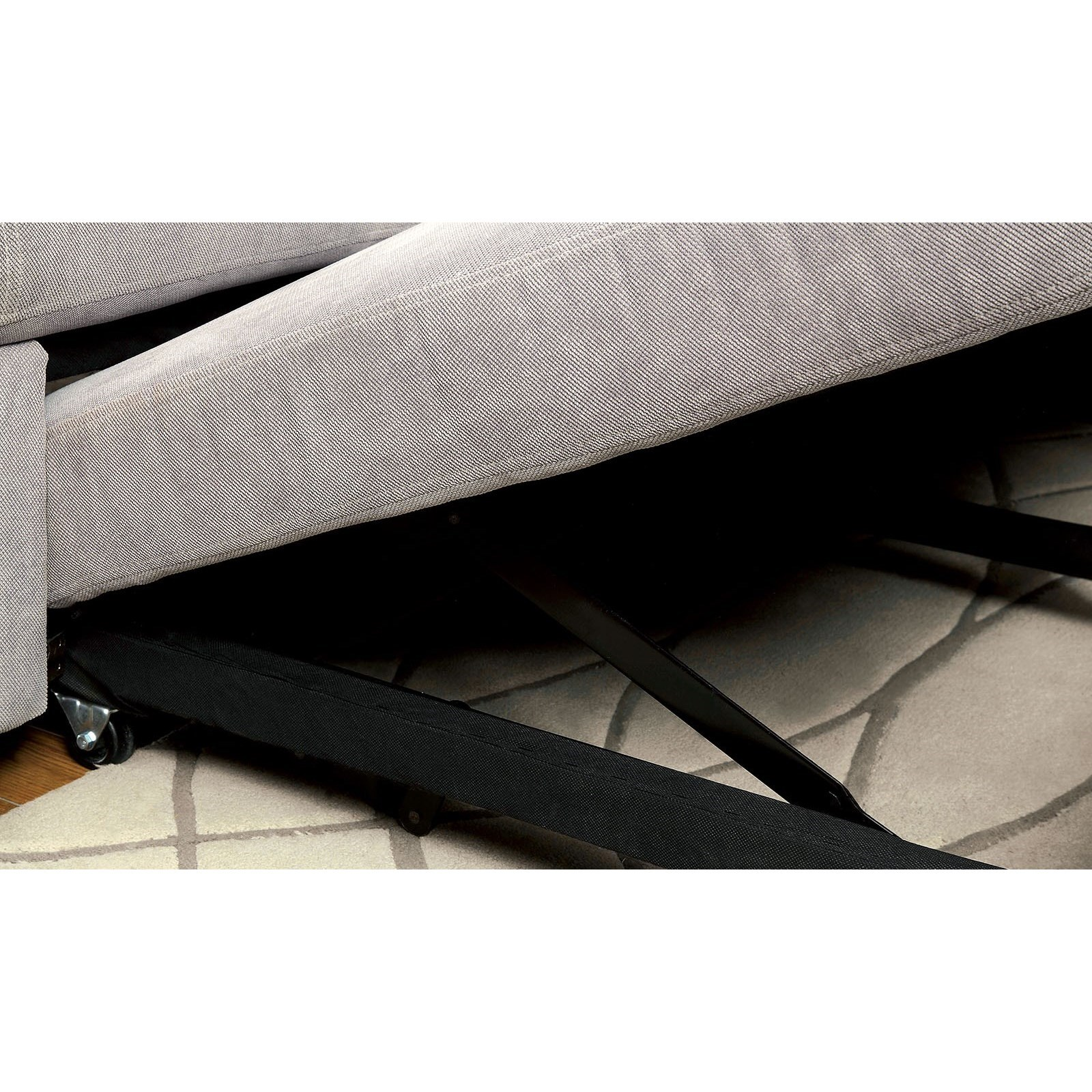 America Foreman Cm6124gy Sectional Contemporary Sectional