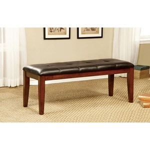 Furniture of America Foxville Bench