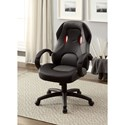Furniture of America Fredericksburg Office Chair - Item Number: CM-FC652