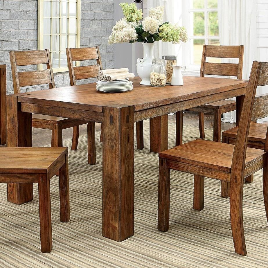 America Frontier Dining Table