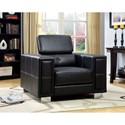 Furniture of America Garret Sofa + Love Seat