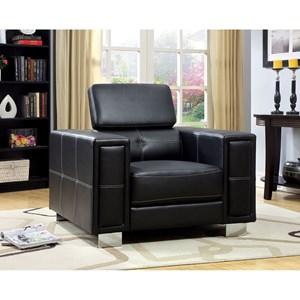 Furniture of America Garret Sofa + Love Seat + Chair