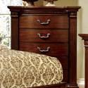 Furniture of America Grandom Chest - Item Number: CM7736C