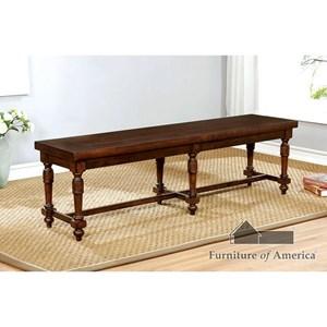 Furniture of America Griselda Bench