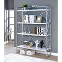 Furniture of America Gustav Bookcase - Item Number: CM-AC6049