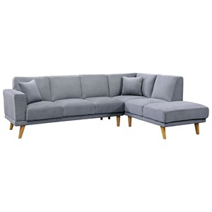Furniture of America Hagen Sectional