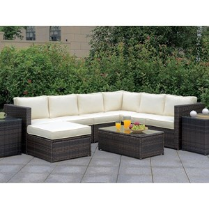 7 Pc Sectional Sofa
