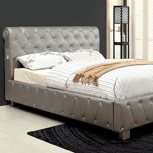 Furniture of America Julliard Full Bed