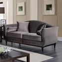 Furniture of America Karina Loveseat - Item Number: CM6249-LV