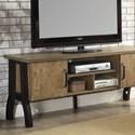 "Furniture of America Kirstin II 60"" TV Stand - Item Number: CM5573-TV-60"