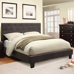 Furniture of America Leeroy Queen Bed - CM7200LB-Q