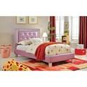 Furniture of America Lianne Full Bed - Item Number: CM7217PR-F-BED