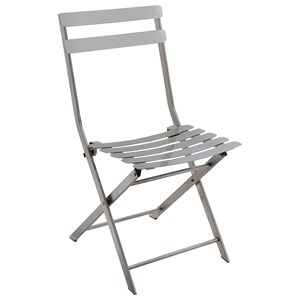 Stainless Folding Chair