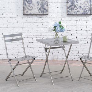 Stainless Folding Table