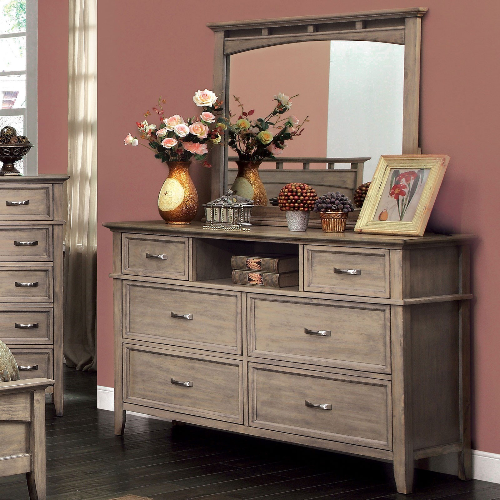 Loxley Dresser Household Furniture Dressers