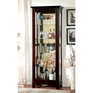 Furniture of America Ludden Curio