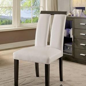 Furniture of America Luminar Side Chair (2/CTN)