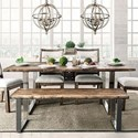 Furniture of America Mandy Dining Table - Item Number: CM3451A-T-TABLE