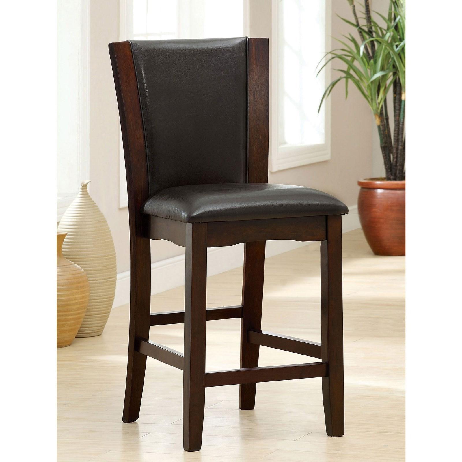 Excellent Manhattan Iii Set Of 2 Counter Height Chairs Inzonedesignstudio Interior Chair Design Inzonedesignstudiocom