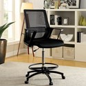 Furniture of America Noely Office Chair - Item Number: CM-FC646BK